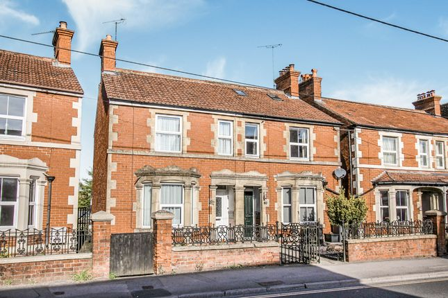 Thumbnail Semi-detached house for sale in West End, Westbury