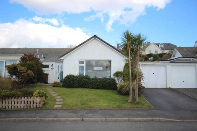 Thumbnail Semi-detached bungalow for sale in Round Berry Drive, Salcombe