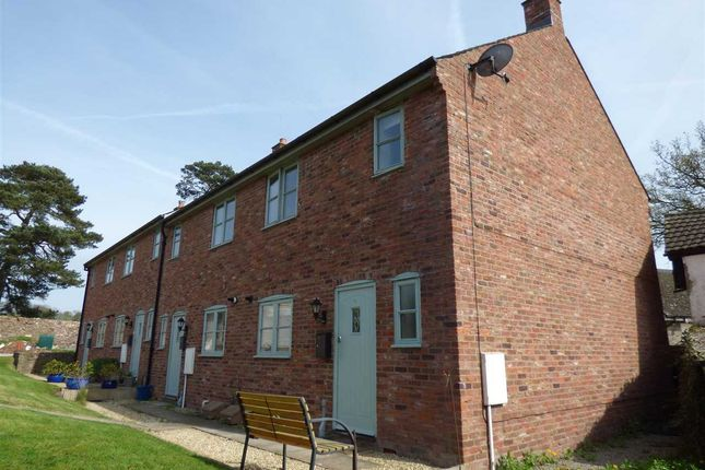 Thumbnail End terrace house to rent in Florence Gardens, St Arvans, Chepstow