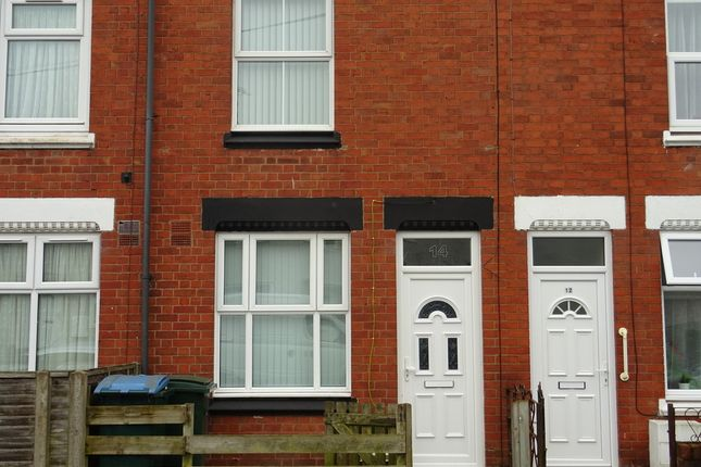 Thumbnail Terraced house to rent in Orwell Road, Stoke, Coventry