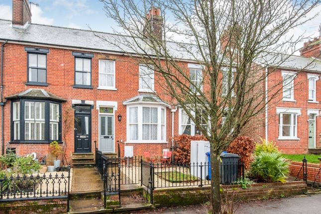 Thumbnail Terraced house for sale in Bury St. Edmunds, Suffolk