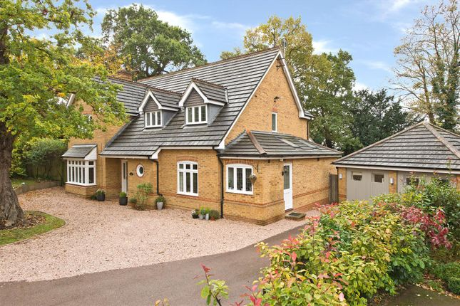 Thumbnail Detached house for sale in Tower Gardens, Claygate, Esher