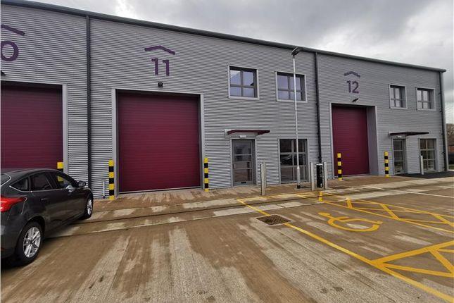 Thumbnail Light industrial to let in Unit 11, T1300 Plato Close, Tachbrook Park, Warwick, Warwickshire