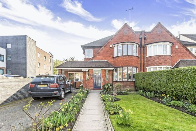Thumbnail Semi-detached house for sale in Park Mews, Park Road, London