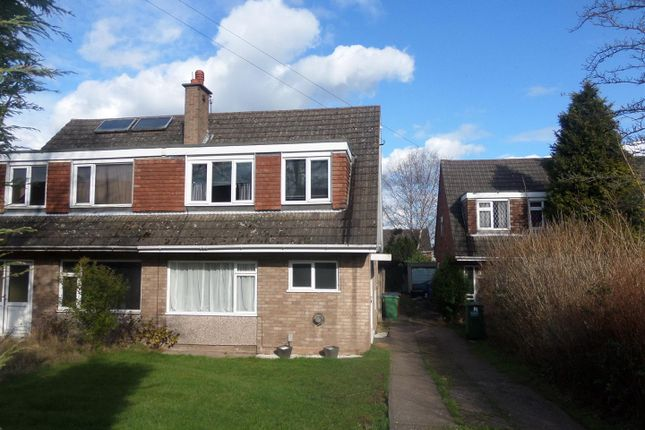 3 bed semi-detached house to rent in Watkiss Drive, Rugeley