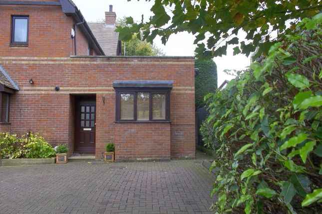 Thumbnail Flat to rent in Redland Drive, Loughton, Milton Keynes