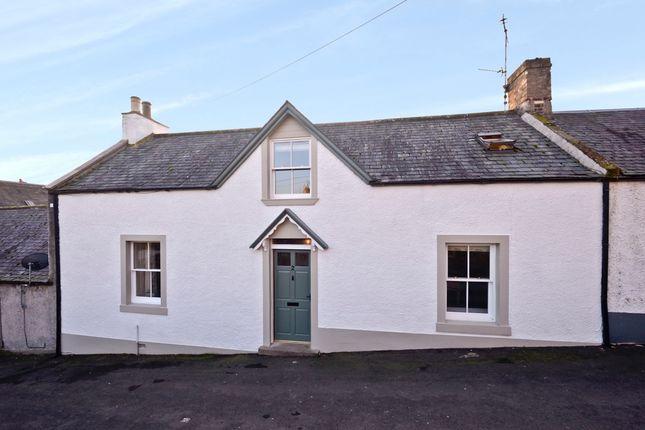 Thumbnail Terraced house for sale in Luke's Brae, Coldstream