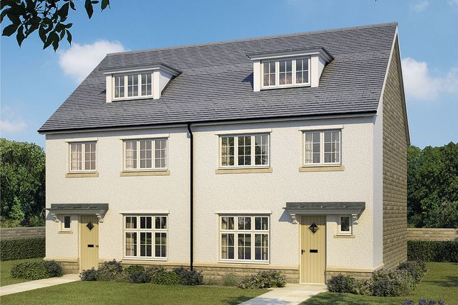 """Thumbnail Semi-detached house for sale in """"York"""" at Mill Square, Horsforth, Leeds"""