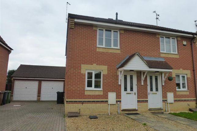 Thumbnail Property to rent in Turnstone Way, Stanground, Peterborough