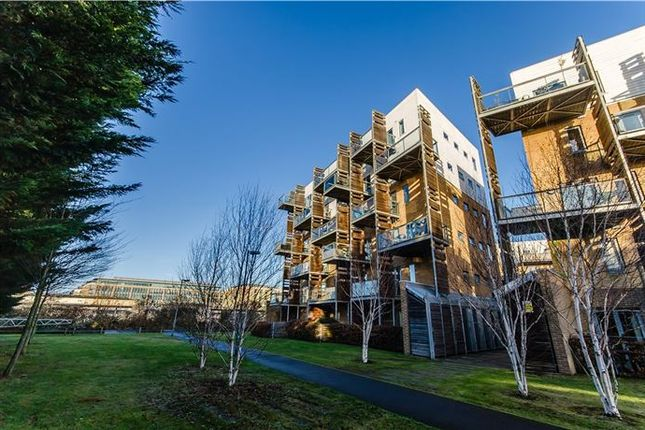Thumbnail Flat for sale in Rustat Avenue, Cambridge