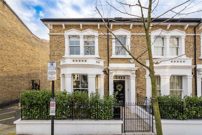 Thumbnail Semi-detached house to rent in Rutland Grove, London