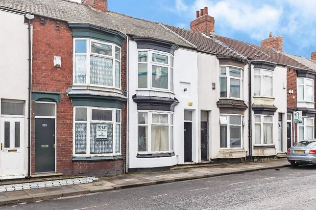 2 bed terraced house for sale in Union Street, Middlesbrough, North Yorkshire TS1