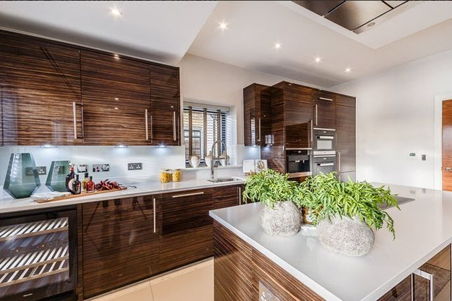 Thumbnail Flat to rent in Rainville Road, South West London