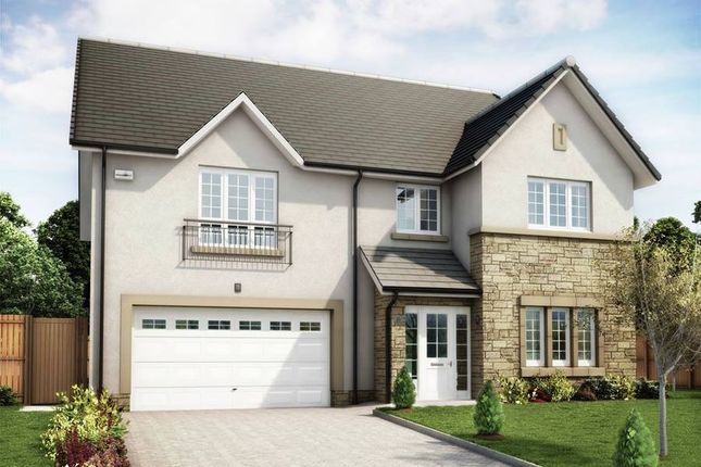 "Thumbnail Detached house for sale in ""The Lewis"" at Liberton Gardens, Liberton, Edinburgh"