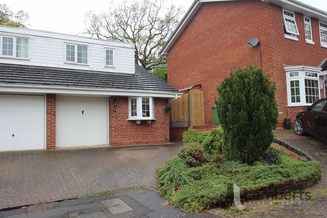 Thumbnail Semi-detached house for sale in Mitcheldean Close, Redditch