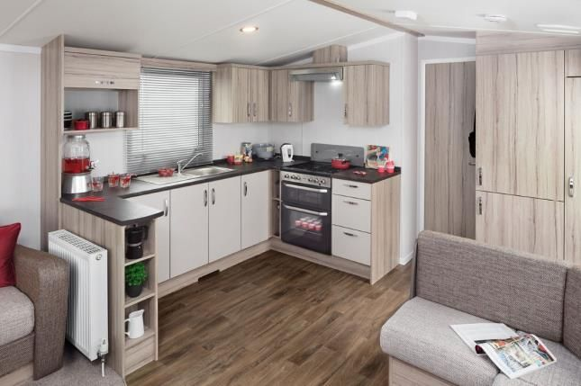 Generic Kitchen of Perran Sands, Perranporth, Cornwall TR6
