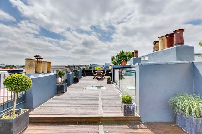 Thumbnail Flat for sale in Goldhawk Road, Hammersmith, London
