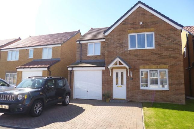 Thumbnail Detached house for sale in Dixon Way, Coundon, Bishop Auckland