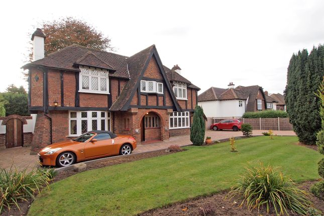 Thumbnail Detached house to rent in Ewell Downs Road, Ewell