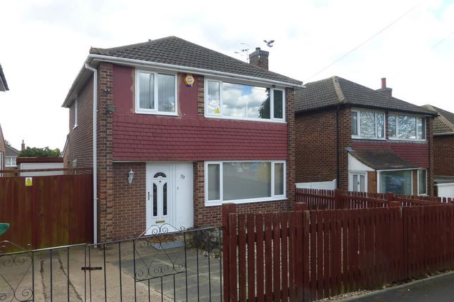 Thumbnail Detached house to rent in Rise Park Road, Nottingham