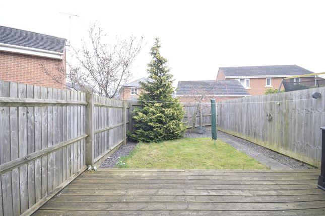 Rear Garden of Clearwell Gardens, Cheltenham GL52