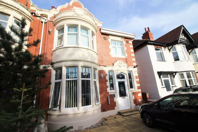 Thumbnail Flat to rent in 25 Raikes Parade, Blackpool