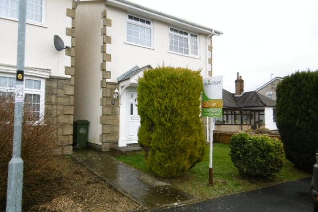 Thumbnail Detached house to rent in Wansdyke Drive, Calne