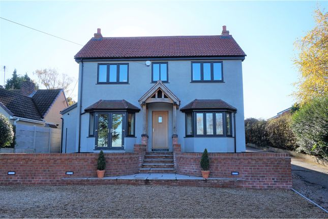 Thumbnail Detached house for sale in New Mill Lane, Mansfield