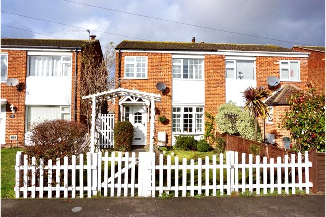 Thumbnail Semi-detached house for sale in Fry Close, Isle Of Grain, Rochester