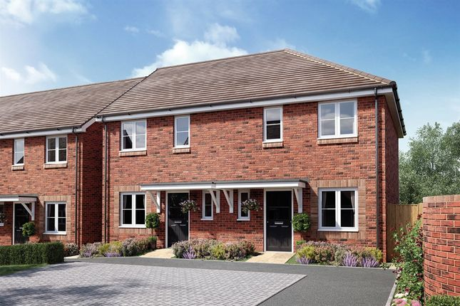 """2 bed property for sale in """"The Thornton"""" at Addison Road, Steeple Claydon, Buckingham MK18"""