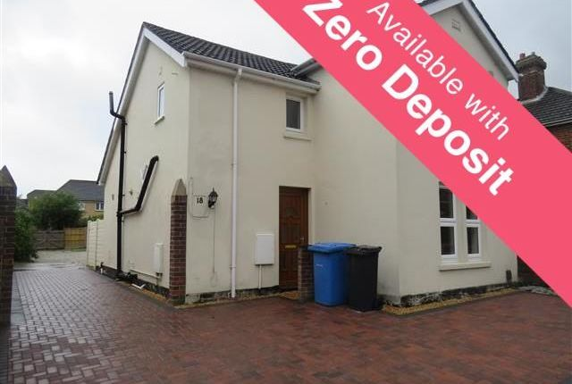 4 bed property to rent in Buckland Road, Parkstone, Poole BH12