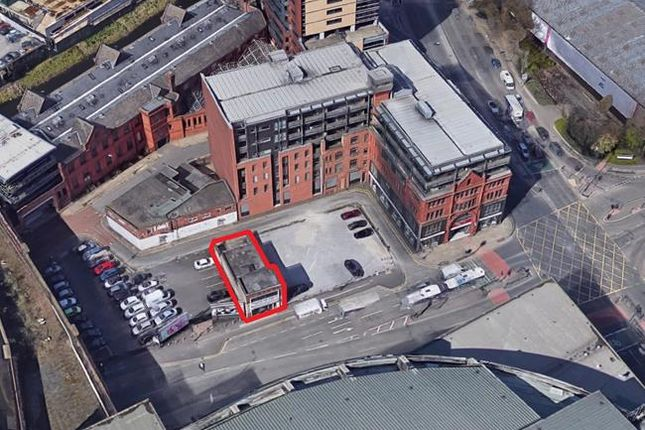 Thumbnail Retail premises for sale in 17 Great Ducie Street, Manchester, Greater Manchester