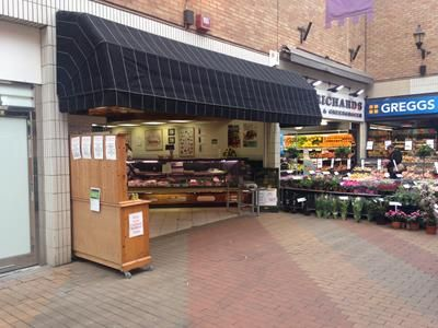 Thumbnail Retail premises to let in Unit 15, Middle Entry Shopping Centre, Tamworth