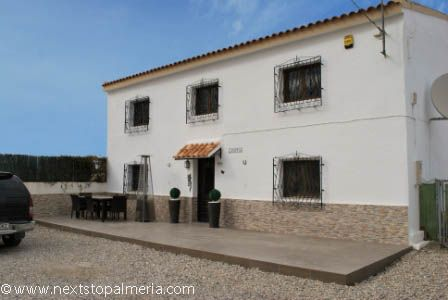 Thumbnail Detached house for sale in Arboleas, Almeria, Spain, Arboleas, Almería, Andalusia, Spain