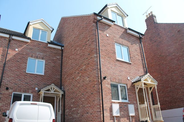 Thumbnail Link-detached house to rent in Oliver Mews, Great Yarmouth