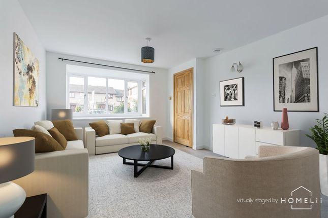 Thumbnail Terraced house for sale in Double Hedges Park, Edinburgh