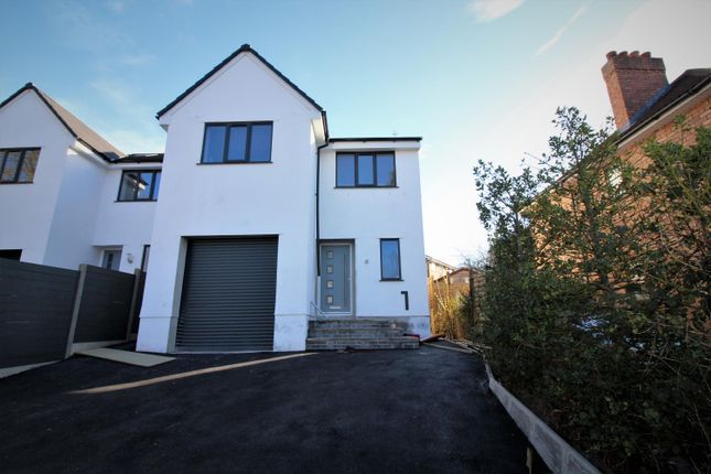Thumbnail Detached house for sale in Blackberry Hill, Stapleton, Bristol