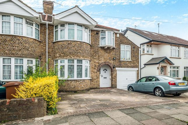 Thumbnail Semi-detached house for sale in Ventnor Avenue, Stanmore