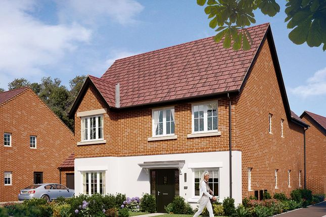 "Thumbnail Detached house for sale in ""The Durham"" at Boughton Road, Moulton, Northampton"