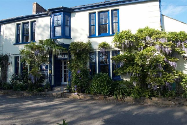 Thumbnail Property for sale in Ruan Lanihorne, Truro, Cornwall