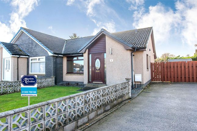 Thumbnail Semi-detached bungalow to rent in 4 Oak Drive, Portlethen, Aberdeen