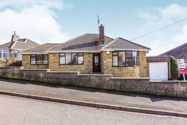 Thumbnail Detached bungalow for sale in Wigfield Drive, Ward Green, Barnsley