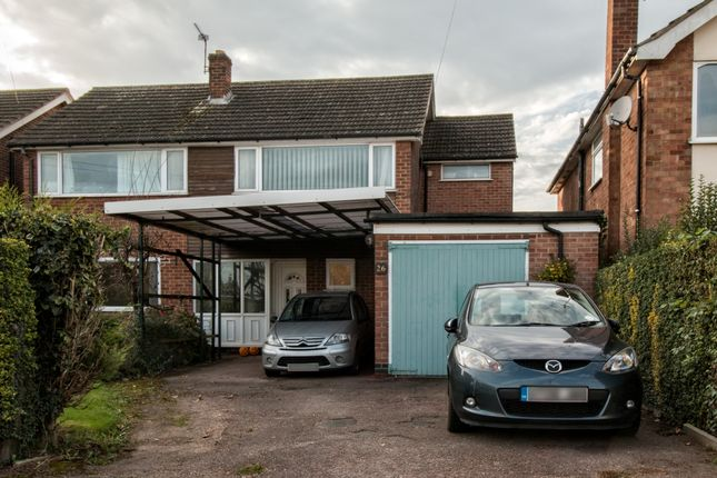 Thumbnail Detached house to rent in Springfield, Kegworth, Derby