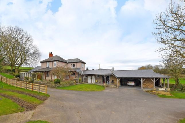 4 bed detached house for sale in Bird Lane House, Bird Lane, Oxspring S36