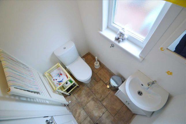 Downstairs WC of Wellgate Street, Larkhall ML9