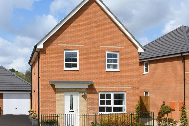 """Thumbnail Detached house for sale in """"Chester"""" at Rosedale, Spennymoor"""