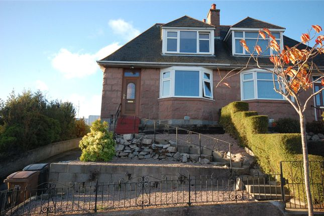 Thumbnail Semi-detached house to rent in Morningside Avenue, Mannofield, Aberdeen