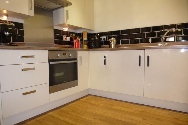 Thumbnail Flat to rent in Archers Road, Shirley, Southampton
