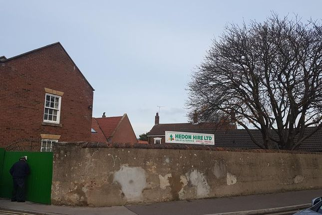 Thumbnail Land for sale in Market Hill, Hedon