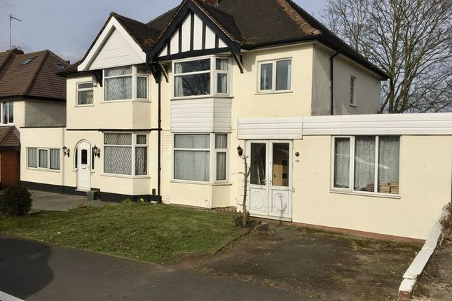 Thumbnail Semi-detached house for sale in Harborne Lane, Selly Oak, Birmingham